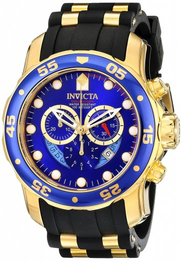 Invicta Pro Diver Chronograph Watch